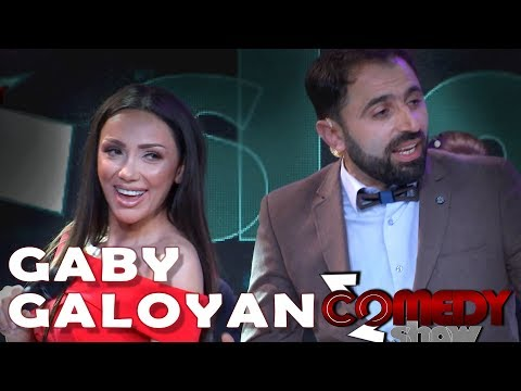GABY GALOYAN & VAHAGN GRIGORYAN`S 32 COMEDY SHOW USA