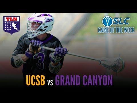 SLC D1 Playoff: UC-Santa Barbara vs Grand Canyon University