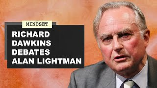 Richard Dawkins & Alan Lightman on Science & Religion