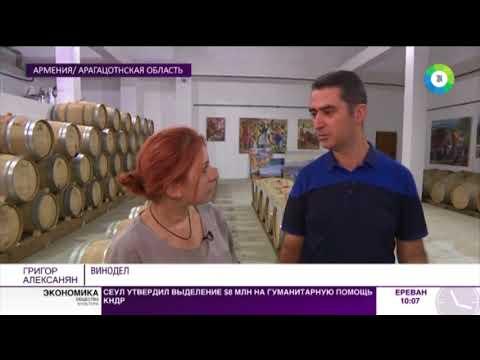 Почему Армения красно-сине-абрикосовая? - МИР24