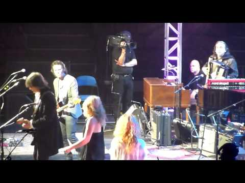 Love For Levon -  Ft. Midnight Ramble Band - Wheels On Fire 10-3-12 Izod Center, NJ