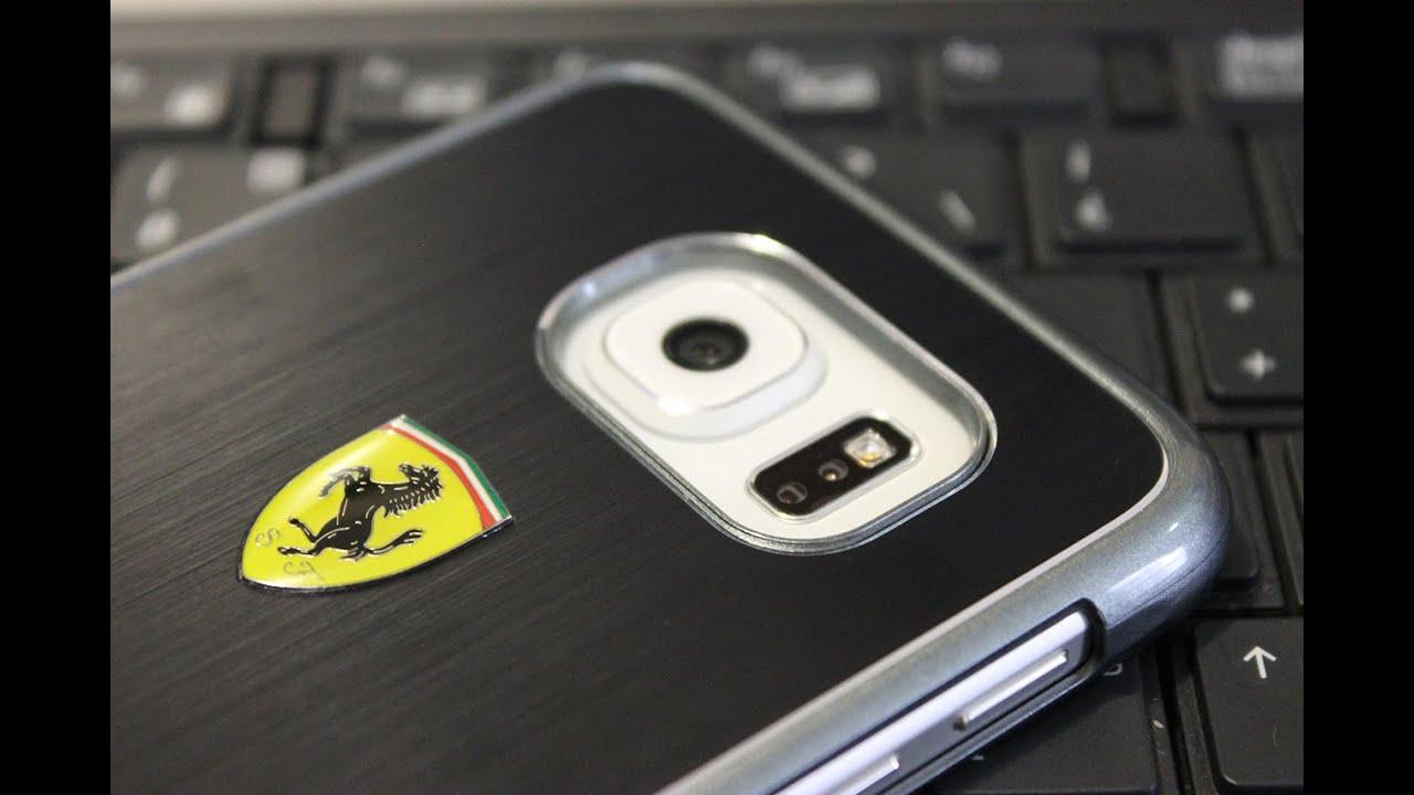 ferrari phone case samsung s6