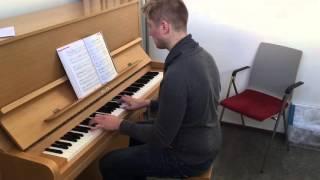 Happoradio - Puhu äänellä jonka kuulen (piano)