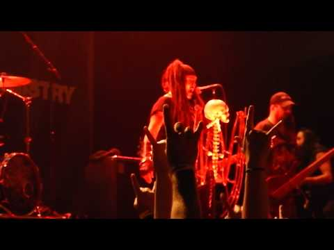 Ministry- Las Vegas, House of Blues, 2015