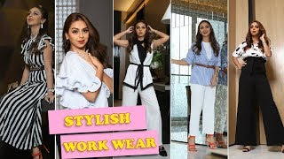 How To Look Stylish In Work Wear | SheIn Haul + Look Book | What When Wear