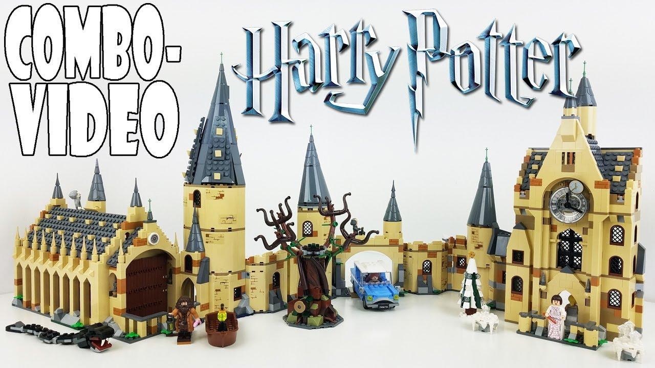 Lego's Insane New Hogwarts Set Costs $400 (Yes, Four ... |Harry Potter Impulse Lego Sets