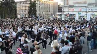 UPG- Univers City Festival- Flashmob Andra-Inevitabil va fi bine