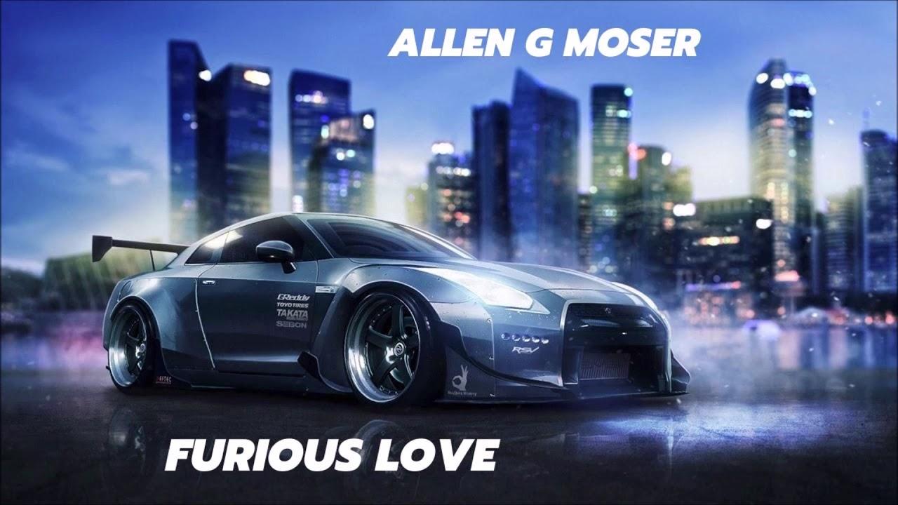 Allen G Moser - Furious Love