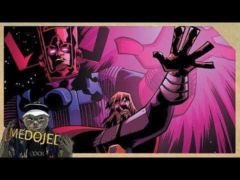 Jak Se Thor Stal Heraldem Galactuse - šílený Komiksy Který Potřebujete Znát