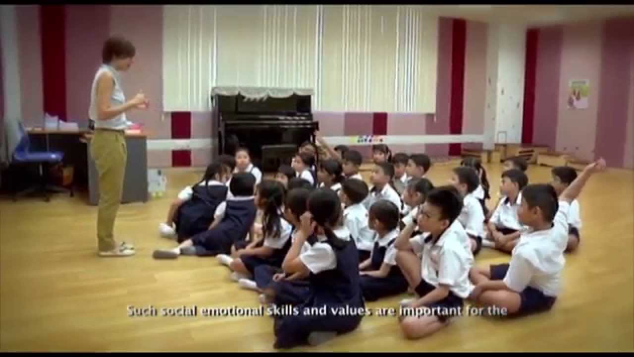 values a programme for primary students a programme for primary schools