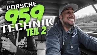 JP Performance - Porsche 959 Technik | Teil 2