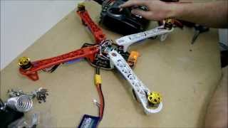 K450 Quadcopter build Tutorial RC Legends