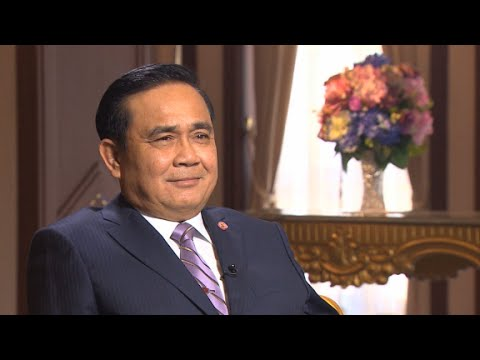 Thai P.M. makes fighting human trafficking top priority
