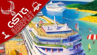Cruise Ship Tycoon [GAMEPLAY by GSTG] - PC