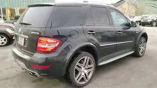 Mercedes Benz ML 63 AMG 2011 Videos
