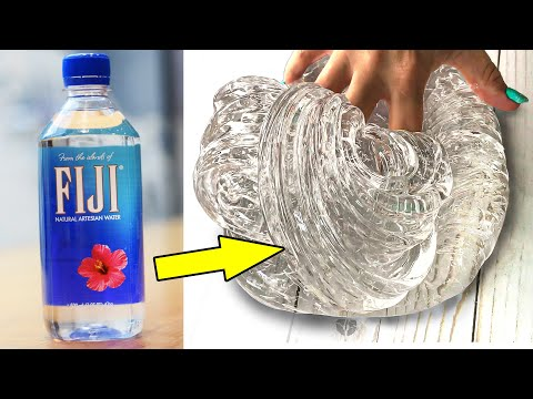 testing-no-glue-slime-and-1-ingredient-viral-slime-recipes-from-jsh-diy