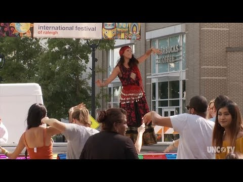 International Block Party | NC Weekend | UNC-TV