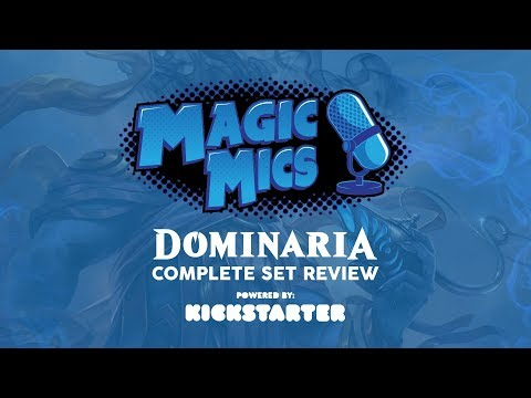 Dominaria Complete Set Review - Blue