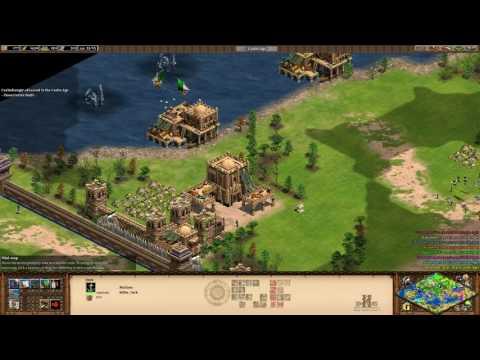 AOE II: HD Edition Custom Scenarios | Western Europe Diplomacy | Masterful Deceit