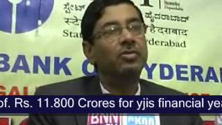 State Bank Hyderabad Plans to Opan 12 More Branches In Bangalore