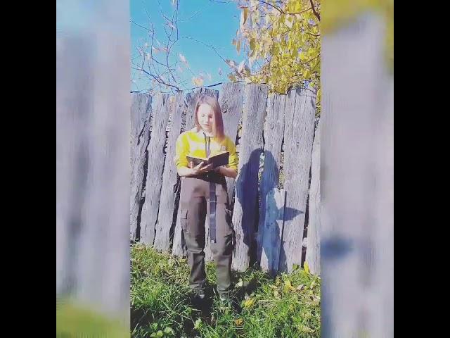 Изображение предпросмотра прочтения – екатеринакалугина читает произведение «Еще не высох дождь вчерашний... Еще не высох дождь вчерашний — В траве зеленая вода! Тоскуют брошенные пашни, И вянет, вянет лебеда. Брожу по улицам и лужам, Осенний день пуглив и дик. И в каждом встретившемся муже Хочу постичь твой милый лик. Ты все загадочней и краше Глядишь в неясные края. О, для тебя лишь счастье наше И дружба верная моя. И если смерть по Божьей воле Смежит глаза твои рукой, Клянусь, что тенью в чистом поле Пойду за смертью и тобой.» С.А.Есенина