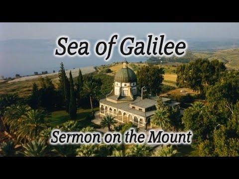 Mount Of Beatitudes, Sermon On The Mount, Sea Of Galilee, Bible Teaching, Christ's Longest Sermon