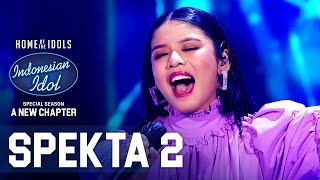 RIMAR - REFLECTION (Christina Aguilera) - SPEKTA SHOW TOP 13 - Indonesian Idol 2021