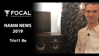 FOCAL NAMM NEWS 2019 - Trio11 Be Red Burr Ash