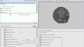 k 3d tutorial simple face and head 3d modeling part 2 of 2