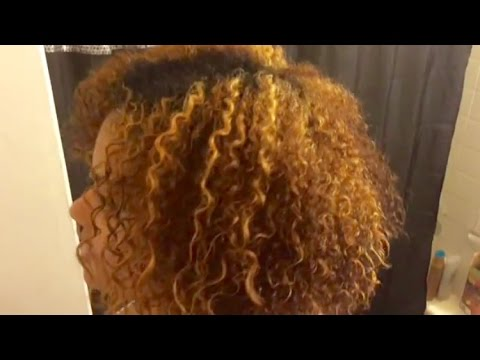 Girls With Beautiful Healthy Naturally Curly Hair from YouTube · Duration:  1 minutes 57 seconds