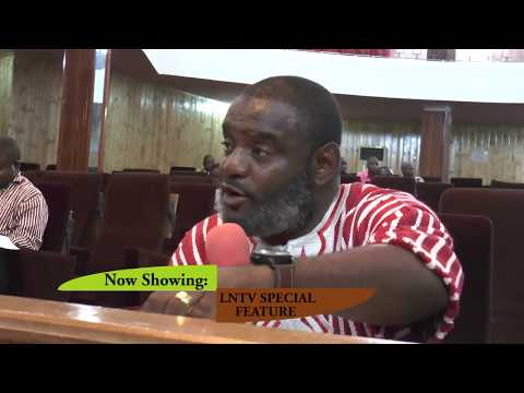 SPECIAL FUTURE ON BUDGET HEARING OF THE LIBERIA BROADCASTING SYSTEM BY THE NATIONAL LEGISLATURE