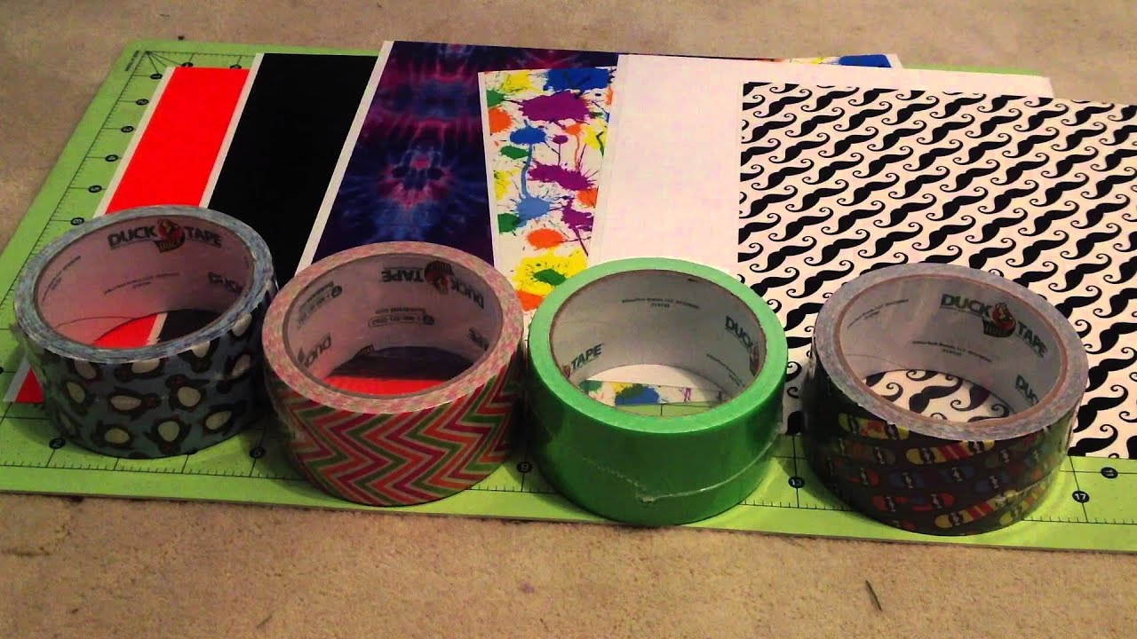 Duct tape crafts kits - Duck Tape Craft Kit