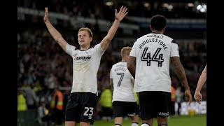 Derby County vs Hull City 5-0 All Goals & Highlights (08/09/2017)