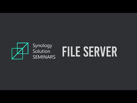 File Server Best Practices | Synology