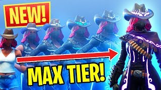 UNLOCKING *FINAL TIER* CALAMITY SKIN IN FORNTITE (Completing Challenges) thumbnail