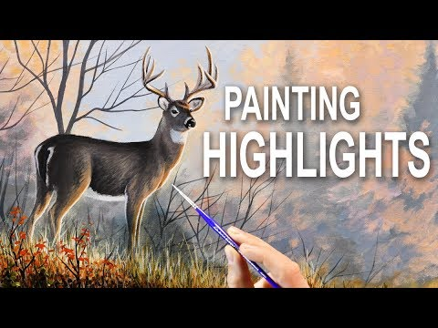 Improving The Highlights In Your Painting