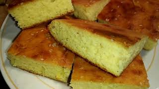 Рисово-кукурузный хлеб. Без глютена