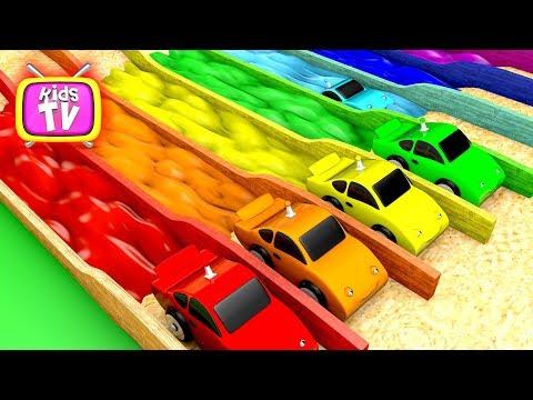 Learn colors full episodes for children - 3D Cartoons for children Video for kids
