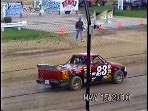 Brad Mitten Fremont Speedway