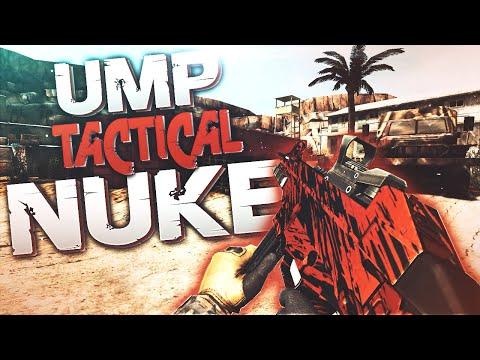 [Bullet Force] UMP - Tactical Nuke