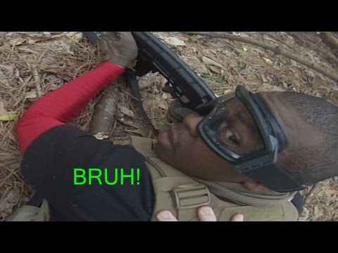 Airsoft Ninja ( Silent Kills )