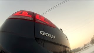 (ENG) Volkswagen Golf MK7 - Test Drive and Review