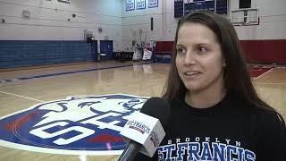Terriers Women's Basketball Ready For NEC Tourney Matchup