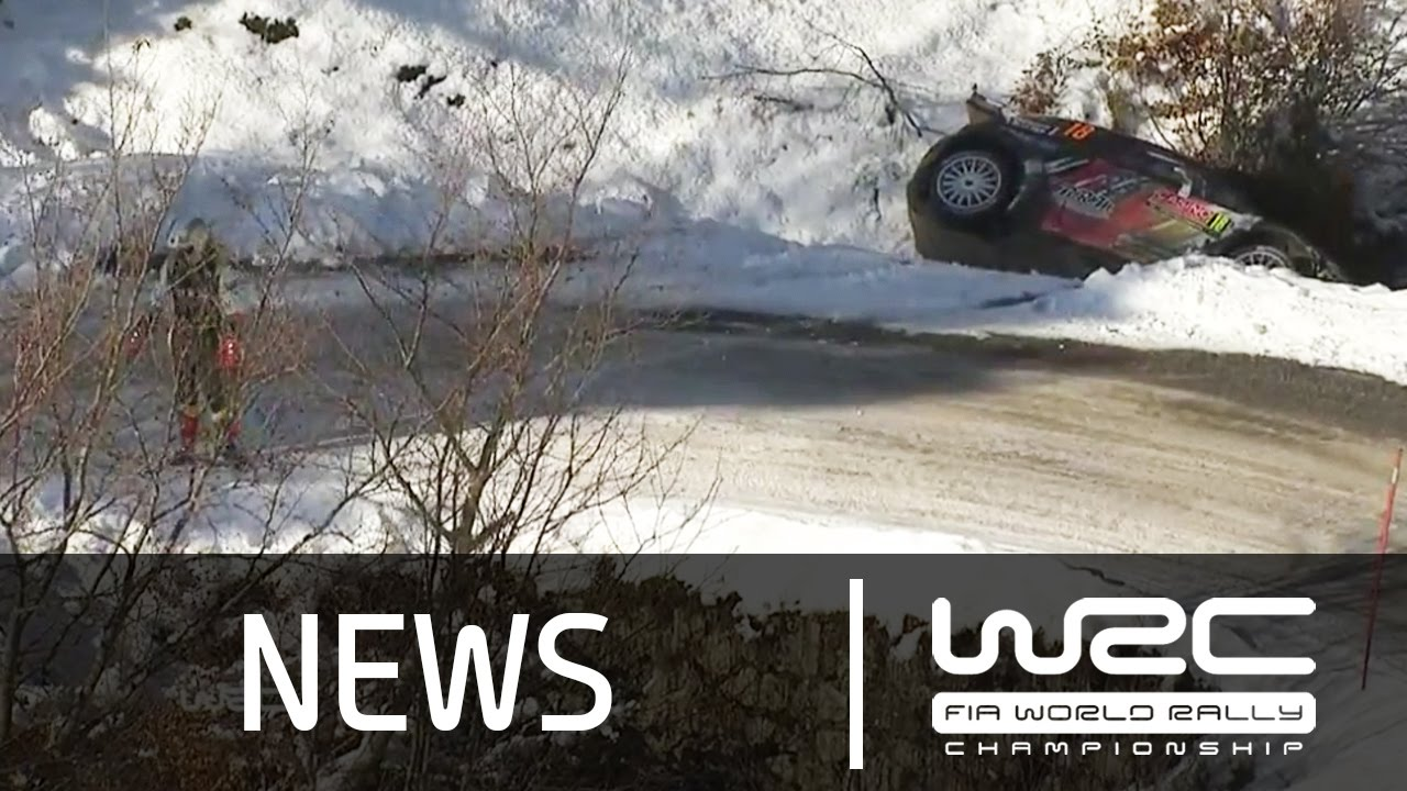 Rallye Monte-Carlo 2015: Stages 11-12