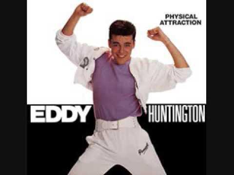 "DISC SPOTLIGHT: ""Physical Attraction"" By Eddy Huntington (1989)"