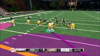 PAST HALFWAY - ROAD TO GLORY - NCAA FOOTBALL 14 - MLB RASCOT RECREATION - EPISODE 6