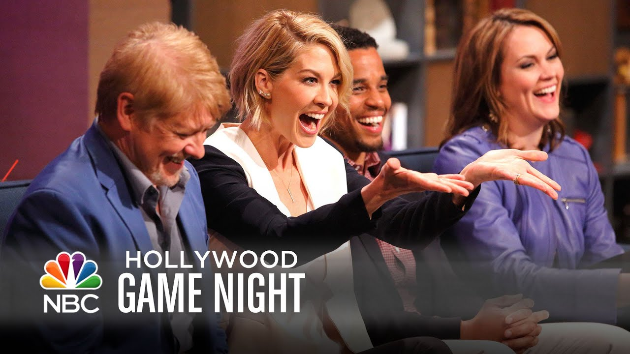 Amazon.com: Hollywood Game Night Party Game: Toys & Games