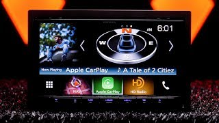 Kenwood Excelon DNX994S Navigation, Waze and Capacitive Touchscreen!