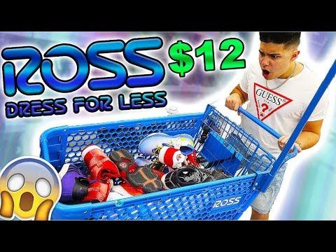 FINDING $12 JORDANS AT ROSS! **LEGIT STEALS AND DEALS**