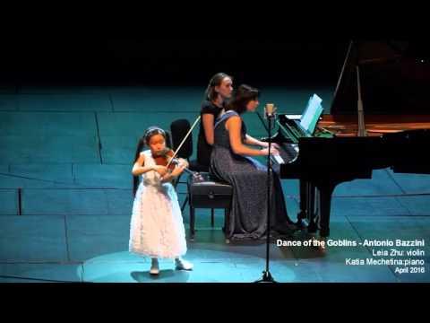 "Antonio Bazzini - ""La Ronde des lutins"" (Dance of the Goblins) | Leia Zhu (9)"